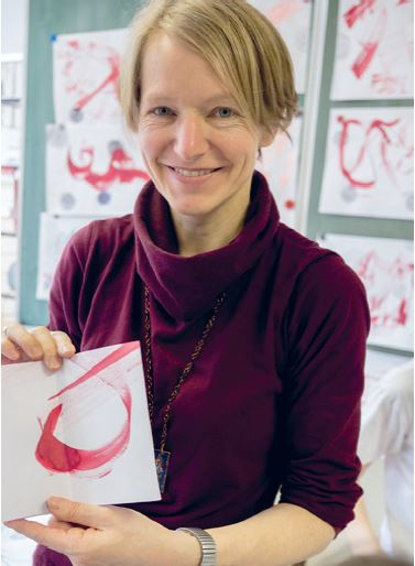 Claudia Dzengel (© Rainer Berson, Wien)