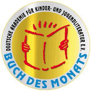 Bilderbuch-des-Monats-deutsche-Akademie-für-Kinder-und-Jugendliteratur-Logo