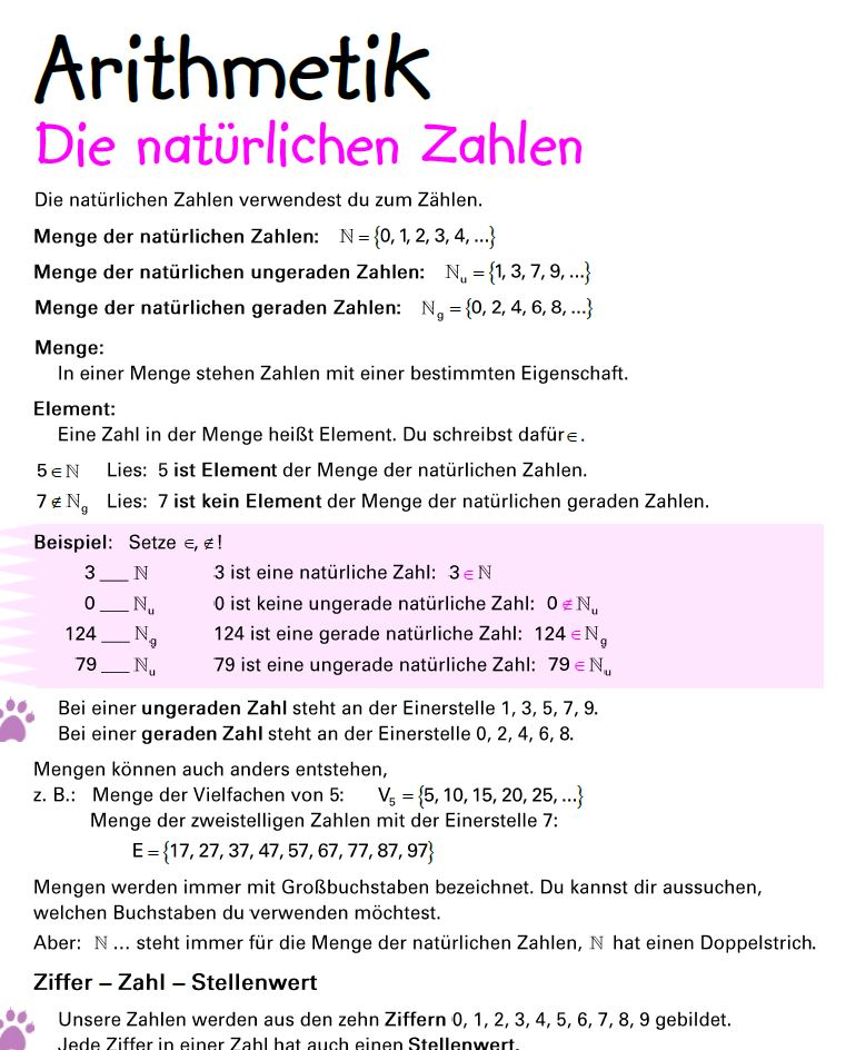 MATHEMATIK für die 1. Klasse AHS/NMS – Buchvorstellung: Kompetent ...