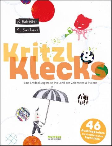 """Frankfurter Buchmesse - """"Kritzl & Klecks"""" für den Deutschen Jugendliteraturpreis 2015 nominiert"""