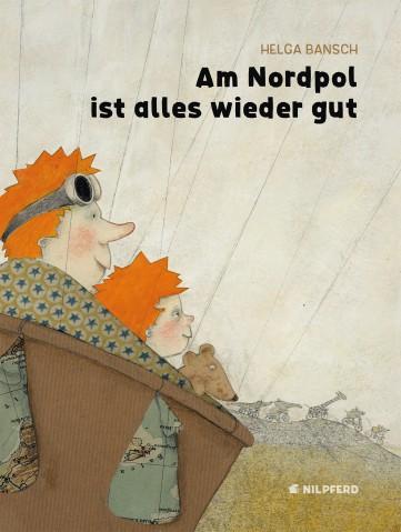 Am Nordpol ist alles wieder gut - Buchcover