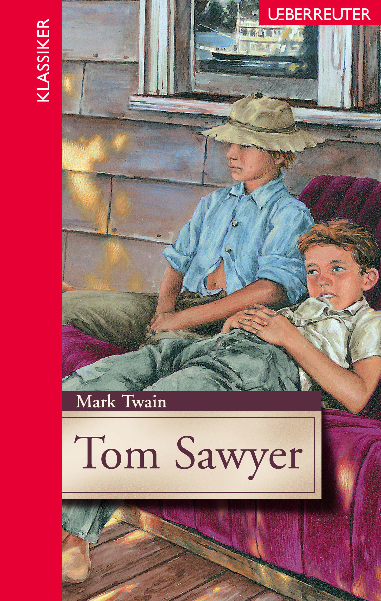 Produktcover: Tom Sawyer - 9783800055005