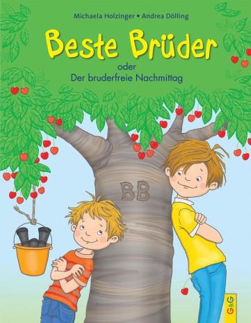 Beste Brüder - Buchcover