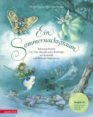 Produktcover: Ein Sommernachtstraum (mit CD) - 9783219115192