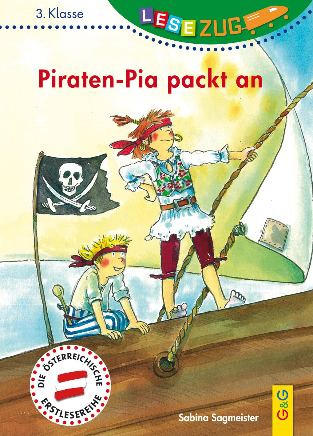 Piraten-Pia packt an