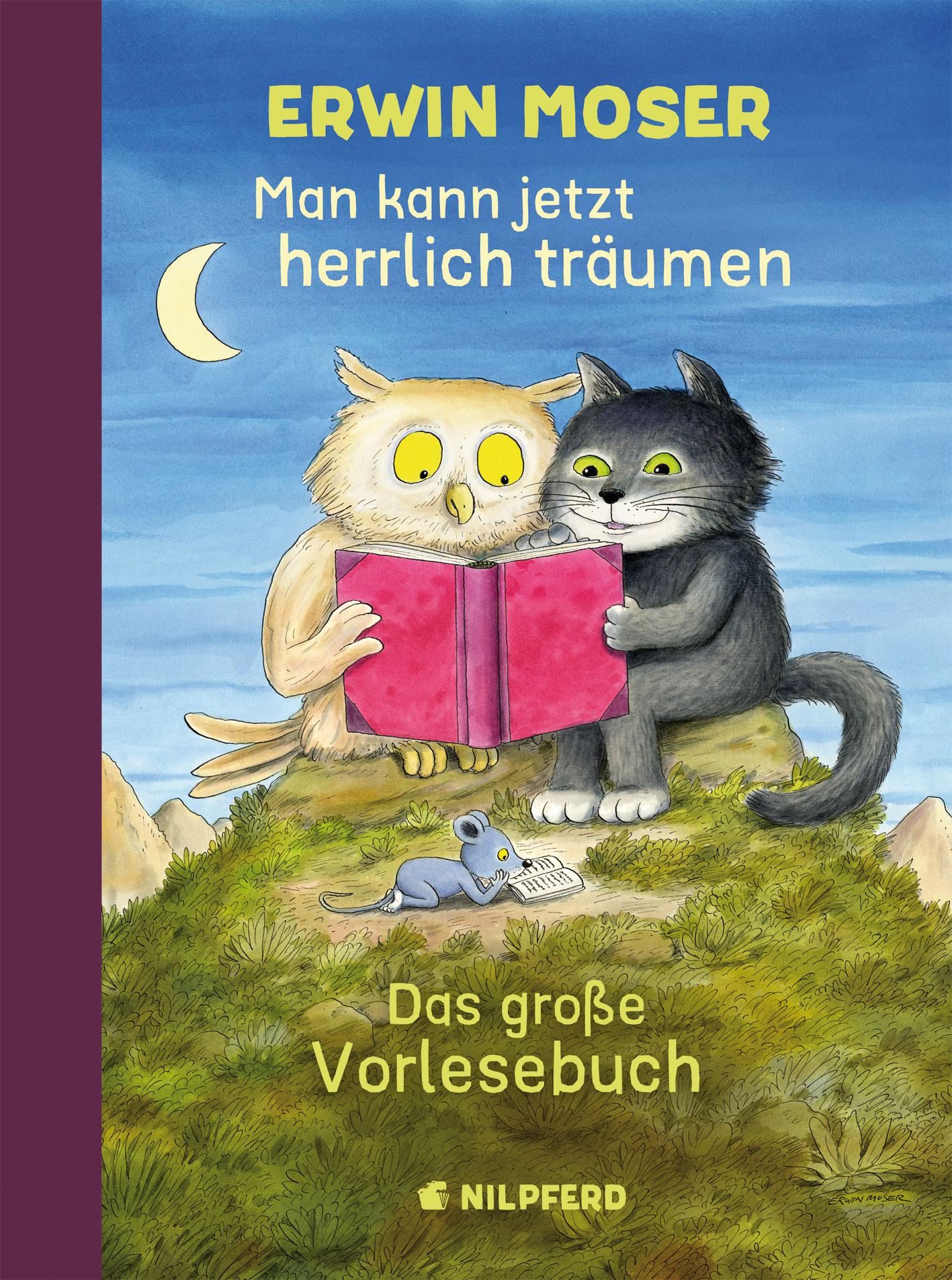 Erwin Moser - Man kann jetzt herrlich träumen