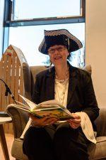 "Piratenparty & Erstpräsentation mit Sabina Sagmeister ""Piraten Pia packt an!"""