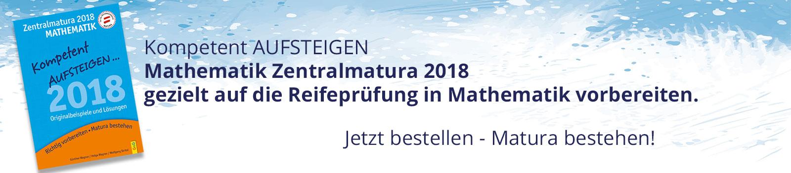 Zentralmatura-2018