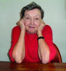 Christine Nöstlinger (C) Cornelia Hladej