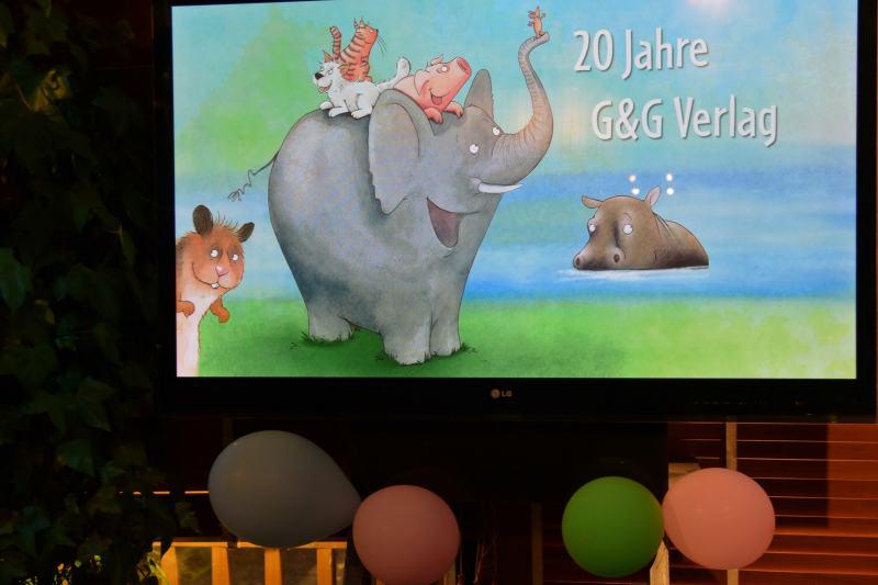 20 Jahre G&G Verlag - wir haben gefeiert!