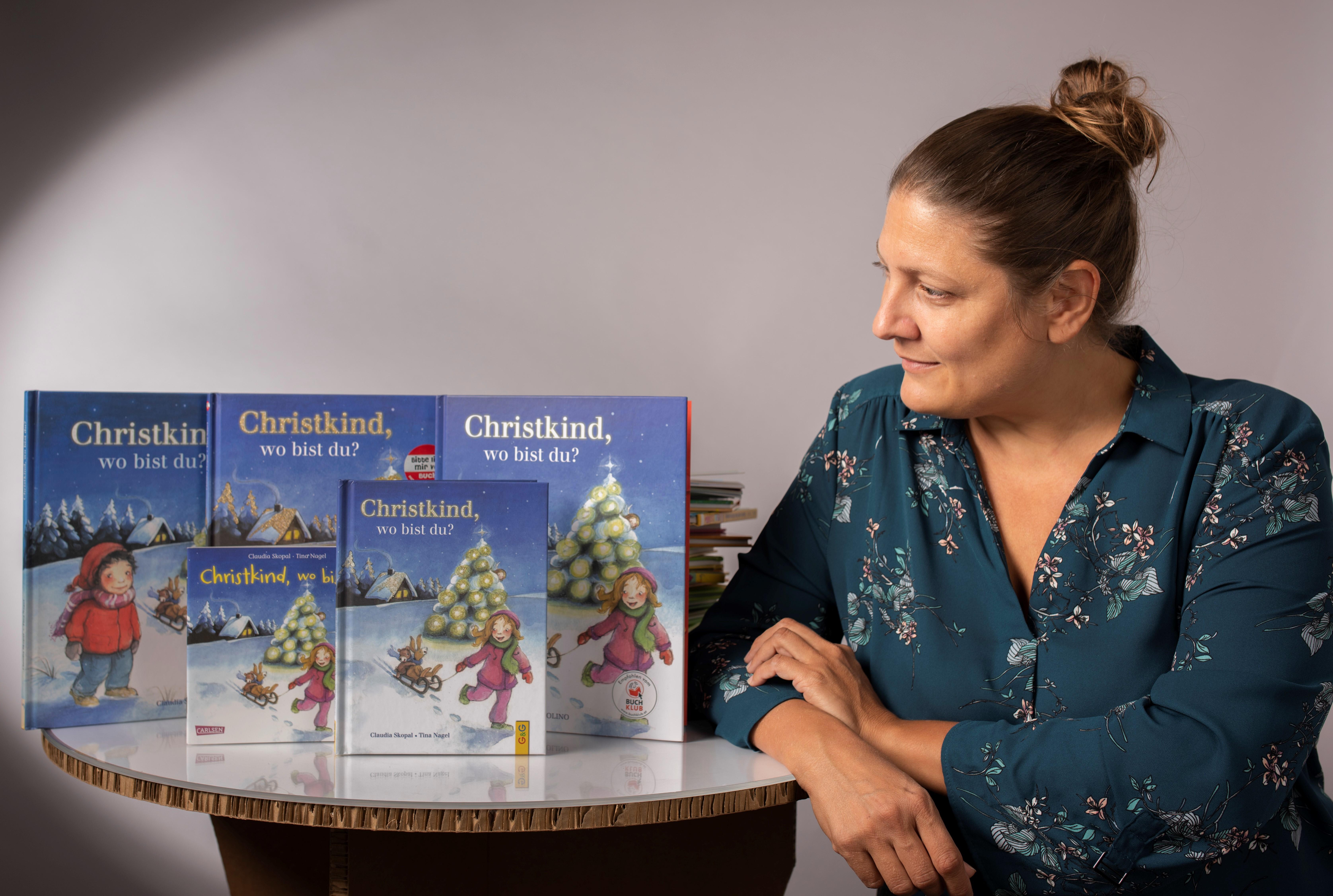 """10 Jahre """"Christkind wo bist du?"""" Autorin Claudia Skopal (Foto: Wachauphoto)"""