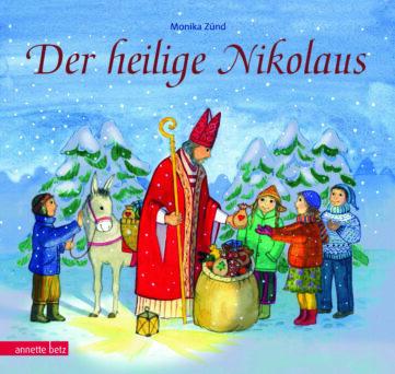 Produktcover: Der heilige Nikolaus