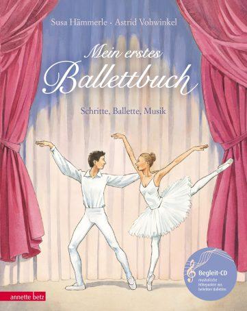 Produktcover: Mein erstes Ballettbuch