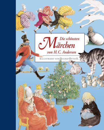 Produktcover: Die schönsten Märchen von H. C. Andersen
