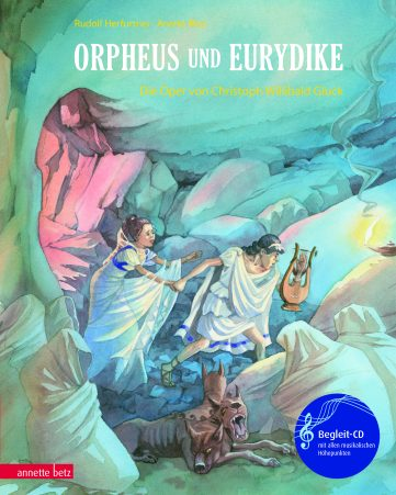 Produktcover: Orpheus und Eurydike
