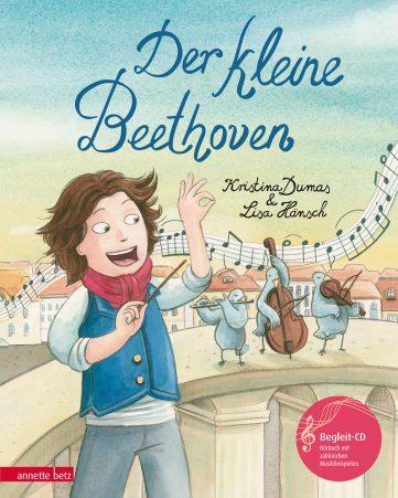 Produktcover: Der kleine Beethoven