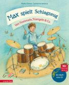 Produktcover: Max spielt Schlagzeug