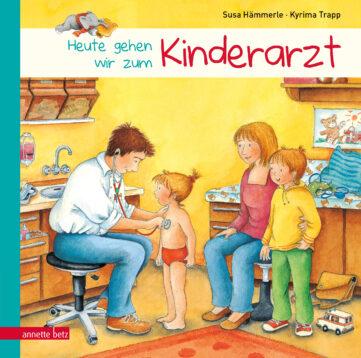 Produktcover: Heute gehen wir zum Kinderarzt