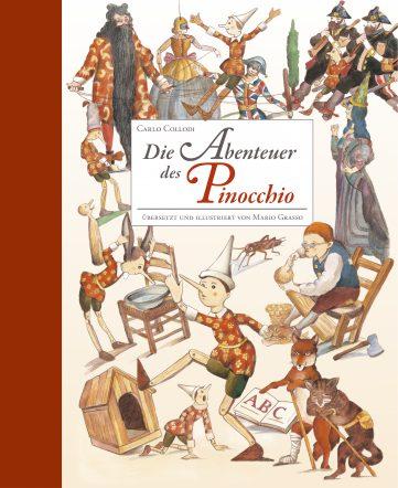 Produktcover: Die Abenteuer des Pinocchio