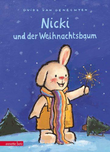 Produktcover: Nicki und der Weihnachtsbaum
