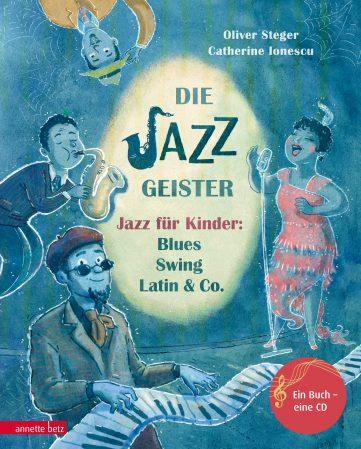 Produktcover: Die Jazzgeister