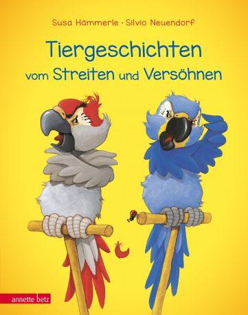 Produktcover: Tiergeschichten vom Streiten und Versöhnen