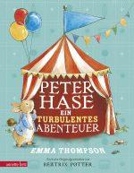 Produktcover: Peter Hase - Ein turbulentes Abenteuer