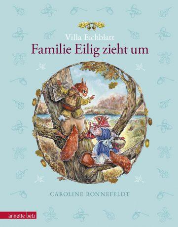Produktcover: Villa Eichblatt - Familie Eilig zieht um