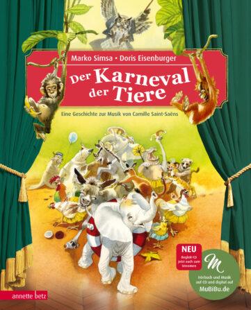Produktcover: Der Karneval der Tiere