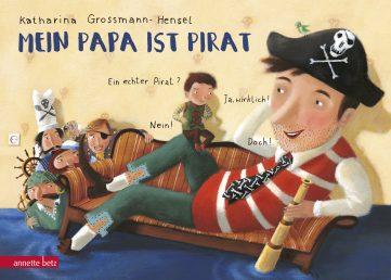 Produktcover: Mein Papa ist Pirat