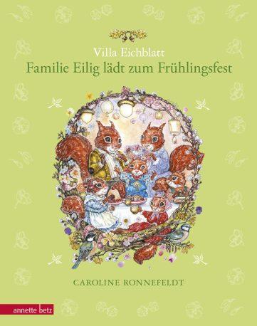Produktcover: Villa Eichblatt - Familie Eilig lädt zum Frühlingsfest