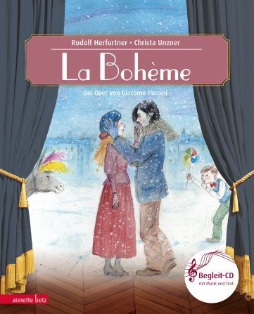 Produktcover: La Bohème