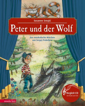 Produktcover: Peter und der Wolf