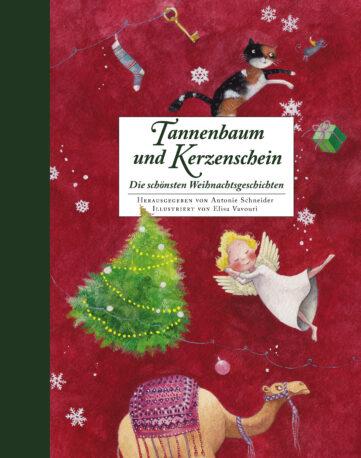 Produktcover: Tannenbaum und Kerzenschein
