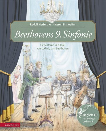 Produktcover: Beethovens 9. Sinfonie