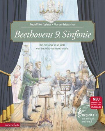 Produktcover: Beethovens 9. Sinfonie