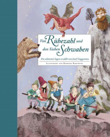 Produktcover: Von Rübezahl und den Sieben Schwaben