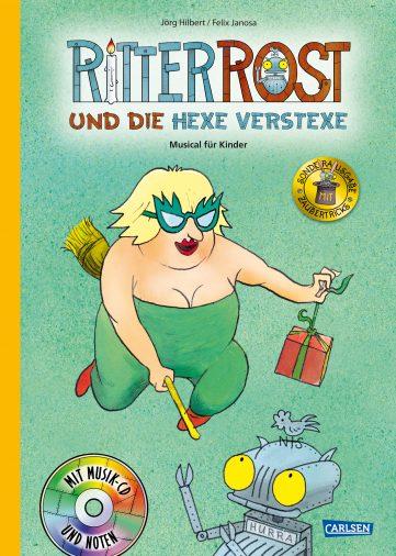 Produktcover: Ritter Rost 3: Ritter Rost und die Hexe Verstexe