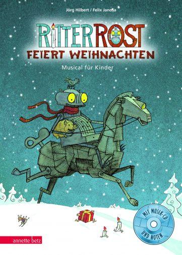Produktcover: Ritter Rost 7: Ritter Rost feiert Weihnachten