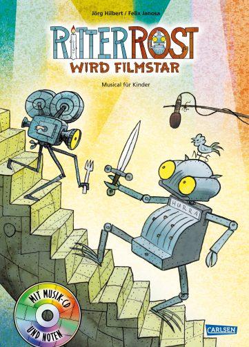 Produktcover: Ritter Rost 13: Ritter Rost wird Filmstar