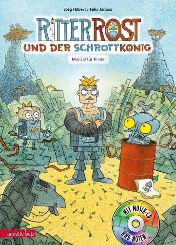 Produktcover: Ritter Rost 14: Ritter Rost und der Schrottkönig