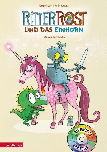 Produktcover: Ritter Rost 18: Ritter Rost und das Einhorn