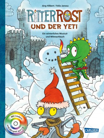 Produktcover: Ritter Rost: Ritter Rost und der Yeti