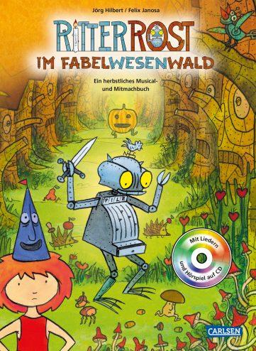 Produktcover: Ritter Rost: Ritter Rost im Fabelwesenwald
