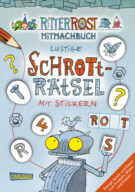 Produktcover: Ritter Rost Mitmachbuch: Lustige Schrott-Rätsel mit Stickern