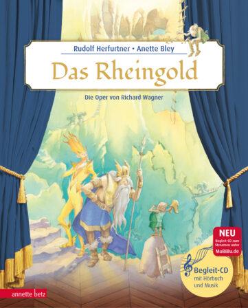 Produktcover: Das Rheingold
