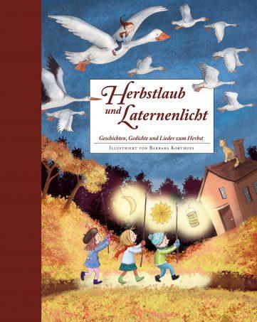 Produktcover: Herbstlaub und Laternenlicht