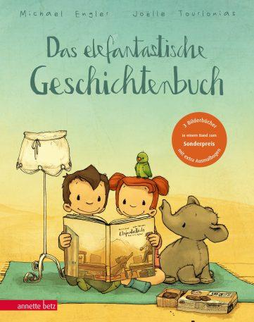 Produktcover: Das elefantastische Geschichtenbuch