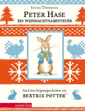 Produktcover: Peter Hase - Ein Weihnachtsabenteuer