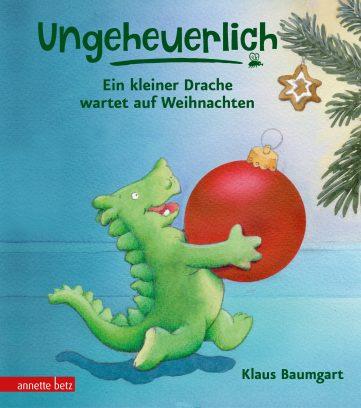Produktcover: Ungeheuerlich - Ein kleiner Drache wartet auf Weihnachten
